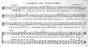 Harps Of Welcome