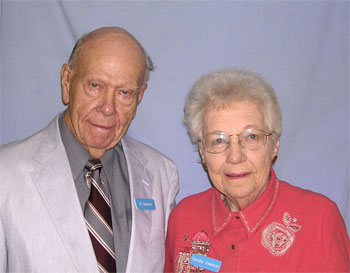 Al and Dorothy Swanson