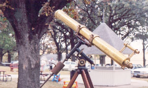 Dr. Norman's Telescope